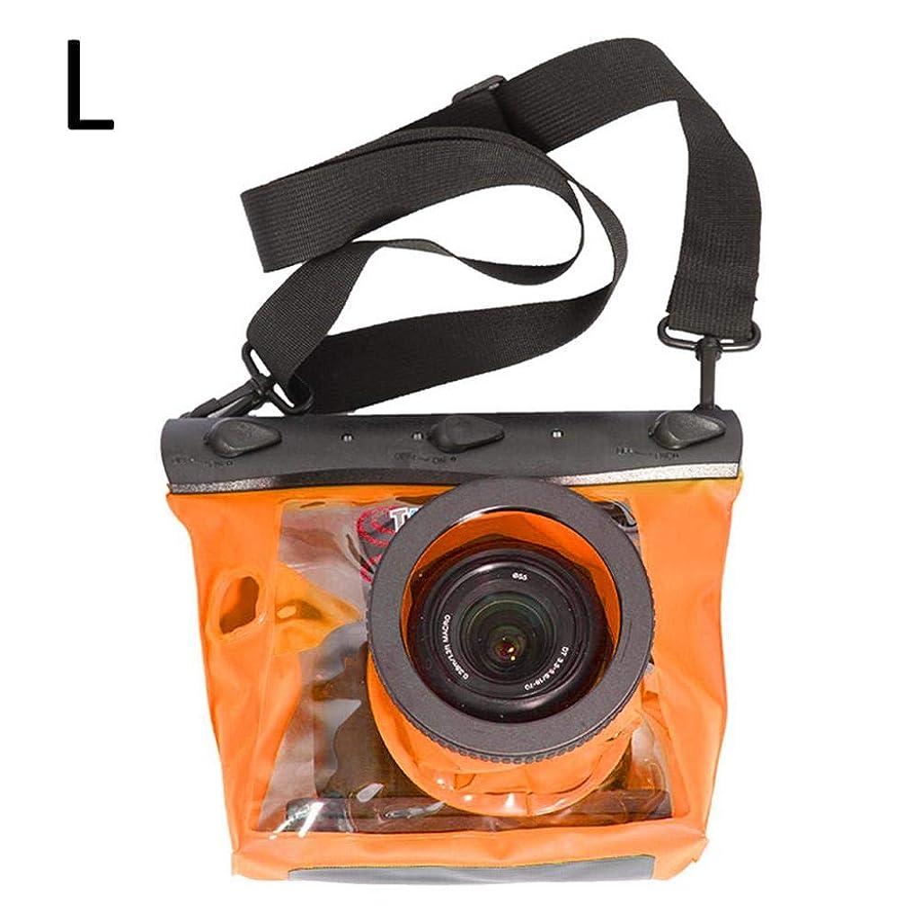 側溝連合マラソンキングカニ カメラ防水バッグ HD PVC一眼レフカメラ用Canon 600D 40D 60D 7D 5D Nikon D80 D90 D700 D5100 7000