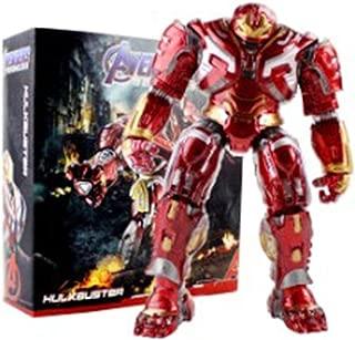 Ashland | Kids Toys - Cool Avengers Hulkbuster Ironman Super Hero PVC Action Figure Model Toys (with Box)
