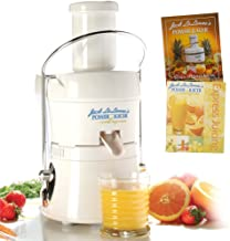 Jack LaLanne JLPJB Power Juicer Juicing Machine