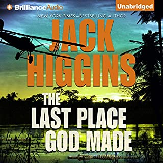 The Last Place God Made cover art