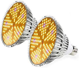 Plant Light, LED Grow Lights 100W Full Spectrum UV E27 Grow