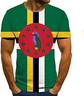 Summer Newest National flags 3D Printed T Shirt Men Casual Male tshirt Short Sleeve Funny T Shirts Tops tee 5XL TXU-1279