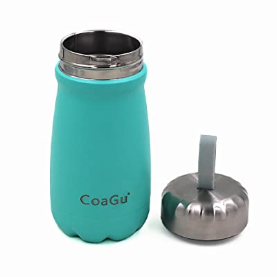 Stainless Steel Vacuum Insulated Water Bottle |...