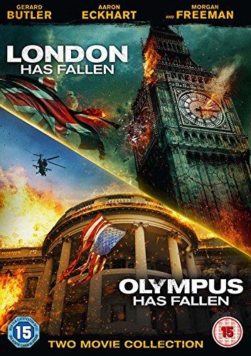 London Has Fallen & Olympus Has Fallen [DVD] [2016] UK-Import