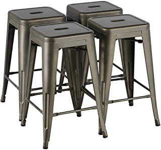 Best french metal bar stools Reviews