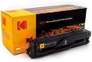 KODAK 205A CF531A Cyan Compatible Toner Catridge with HP printer