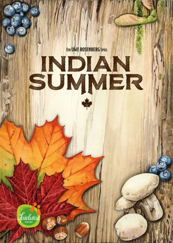 Unbekannt Stronghold Games Indian Summer Board Games