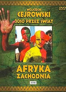 Wojciech Cejrowski - Boso przez Ĺwiat : Afryka Zachodnia [DVD] (IMPORT) (No English version)