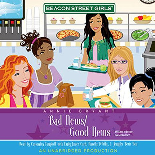 Bad News/Good News audiobook cover art