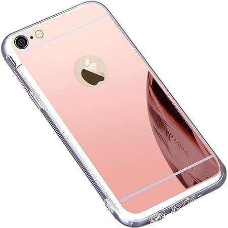 Coque iPhone 6S Plus,Coque iPhone 6 Plus,Miroir Housse Coque ...