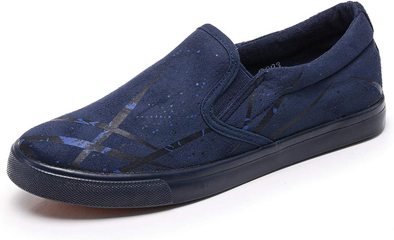Woman Flat Design Causal shoes Women Sneakers Slip On shoes Ladies Footwear bluee 9