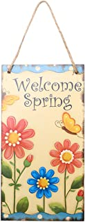 Best hello spring signs Reviews