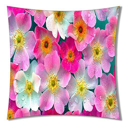 B-ssok High Quality of Pretty Flower Pillows A101