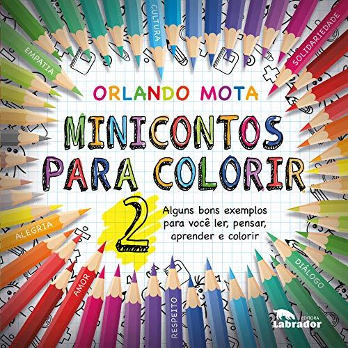 Mini contos para colorir 2