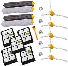 Accesorio para Irobot Roomba Rueda de rueda + Filtro HEPA +