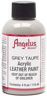 Angelus Leather Paint 4 Oz Grey Taupe
