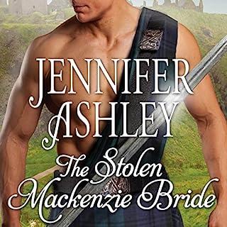 The Stolen Mackenzie Bride audiobook cover art