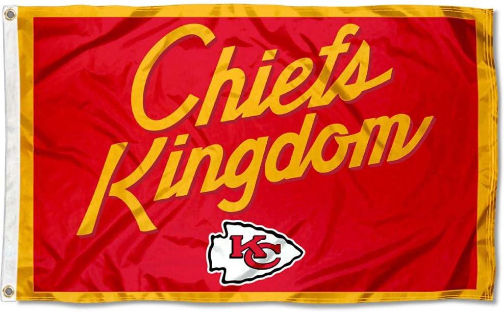 WinCraft Kansas Cash special price Raleigh Mall City Kingdom Flag Chiefs