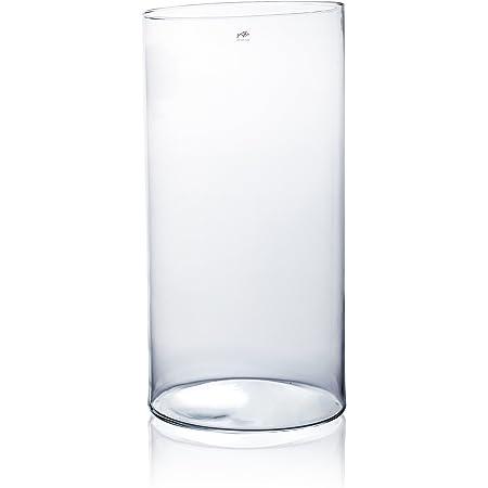 Zylinder cm glasvase 60 Glasvase konischer