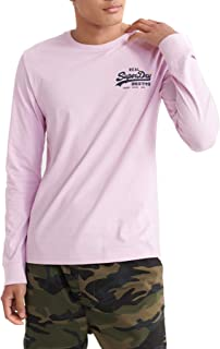 Superdry Vintage Pasteline Long Sleeve T-Shirt