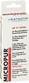 comprar comparacion Katadyn Micropur Forte MF 1t tabletas de purificación de Agua.
