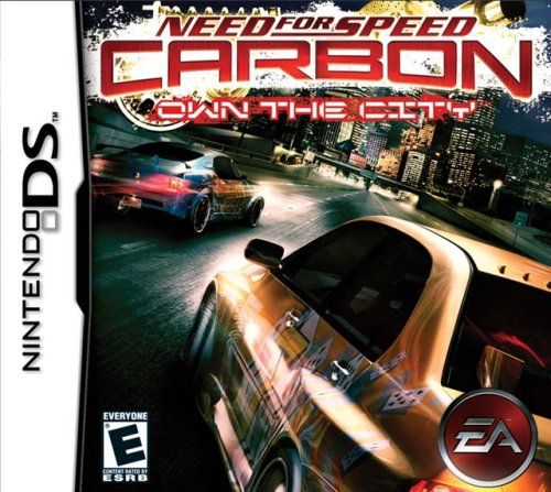 Need for Speed ​​Carbon: Own the City - Nintendo DS