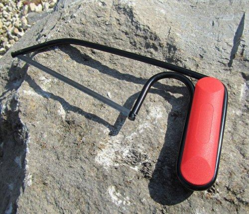 CORVUS Kinder Werkzeug Handsäge RG Saege Länge 22cm Metall Top Qualität