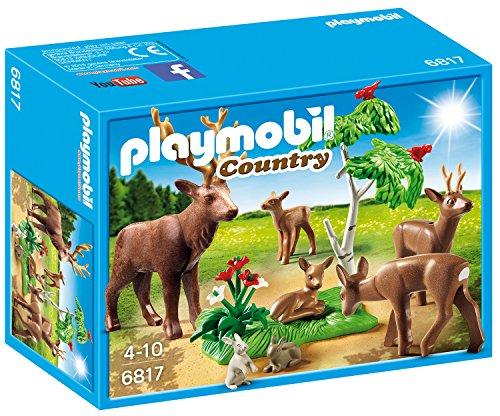 Playmobil 6817 - Hirsch mit Rehfamilie