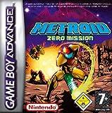 Metroid Zero Mission -