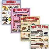 Mcdonald Publishing MC-P212 Geologie Rocks & Minerals