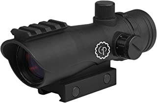 CenterPoint Optics 72607 Large Battle Sight 1x30mm Enclosed Reflex with Red Dot