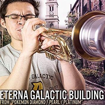 "Eterna Galactic Building (From ""Pokemon Diamond / Pearl / Platinum"")"