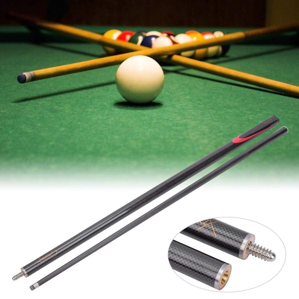 Alomejor Billar Pool Cues Stick 9mm Repuesto Stick Delantero y Trasero Pool Cues: Amazon.es: Deportes y aire libre