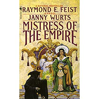 Mistress of the Empire     Riftwar Cycle: The Empire Trilogy, Book 3              Auteur(s):                                                                                                                                 Raymond E. Feist,                                                                                        Janny Wurts                               Narrateur(s):                                                                                                                                 Tania Rodrigues                      Durée: 32 h et 2 min     10 évaluations     Au global 5,0