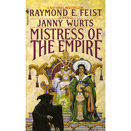 Mistress of the Empire  By  cover art
