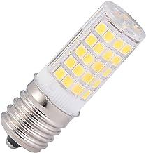 OSALADI LED Ceramic Light Bulb Lumens Led Corn Light Bulbs Microwave Oven Replacement Bulb for Home Kitchen Refrigerator