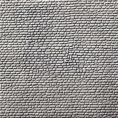 """FALLER 272592 - Dekorplatte """"Naturstein-Quader"""""""