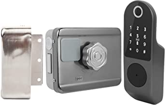 Remote Smart Doorlock, Wifi Door Lock, Automatic Locking Apartment for Office Home Front Door
