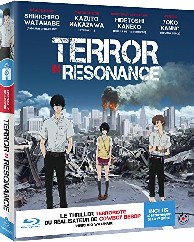 Terror in Resonance-Intégrale [Édition Collector]