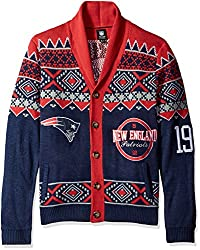 Go Pats! This Patriots Christmas Sweater is dedicated to the dual GOAT QB and head coach.