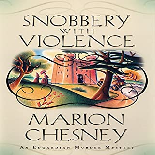 Snobbery with Violence cover art
