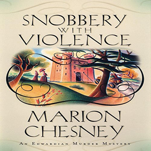 Snobbery with Violence audiobook cover art