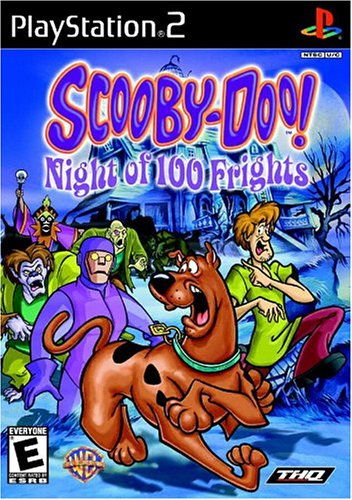Scooby Doo and the Night of 100 Frights (PS2)