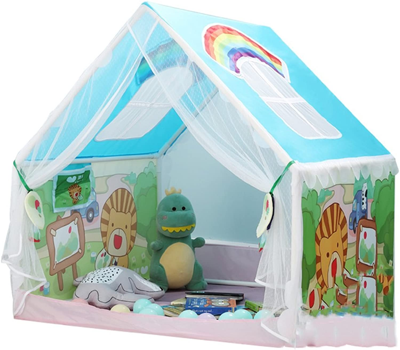 tienda en linea DD Los Los Los Niños juegan el juego de la tienda El juego de interior de la casa Marine Ball plegable Dollhouse Puzzle (Azul 40.9  39.4  39.4 pulgadas Embalaje de 1)  están haciendo actividades de descuento