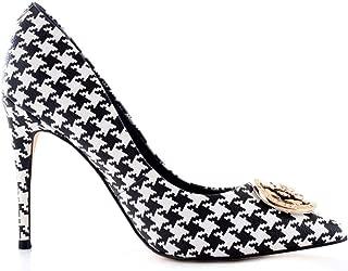Guess Luxury Fashion Womens FL7OT2FAP08BLACK Black Pumps | Fall Winter 19