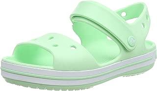 crocs Unisex Neo Mint Outdoor Sandals UK (22.5 EU) (6 Kids US) (12856-3TI)