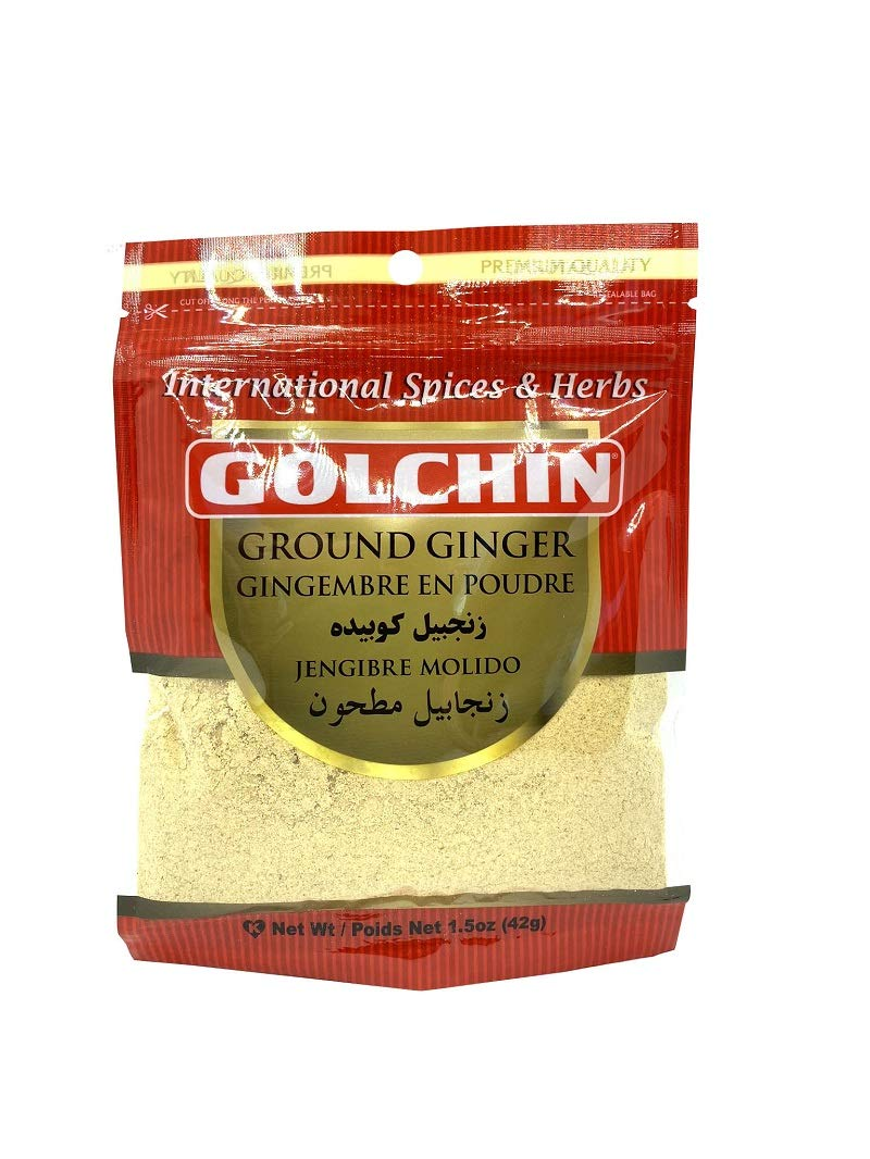 Golchin Ground Ginger Max 79% Max 57% OFF OFF 42g 1.5oz