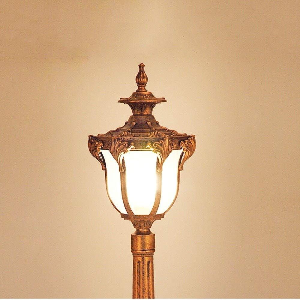 ZZYJYALG Waterproof Column Super sale List price period limited Light with High Rod Pole Street