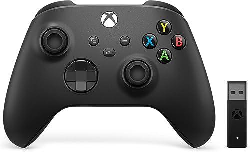 Nouvelle Manette Xbox avec adaptateur sans fil Windows 10