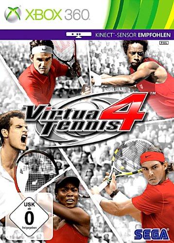 Virtua Tennis 4avec le soutien de Kinect (Xbox 360)